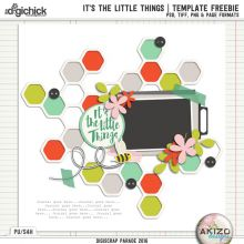 DigiScrap Parade - It's The Little Things