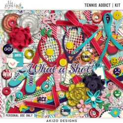 DSD Special + Tennis Addict | Collection + 40-50% off sale
