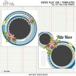 New - Paper Play 26 | Templates
