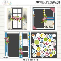 New - Recycle 07 | Templates