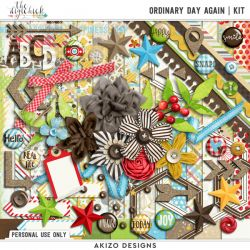 New + Ordinary Day Again | Collection + FREE with Purchase