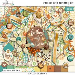 New + Falling Into Autumn | Collection + FREE with Purchase