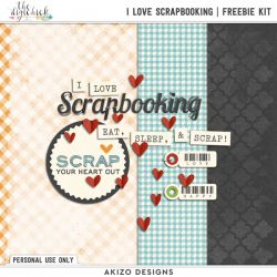 International Scrapbooking Day 2018 And Blog Hop