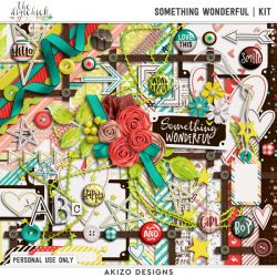 New + Something Wonderful | Collection + FREE with Purchase
