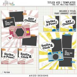 New - Titled 23   Templates