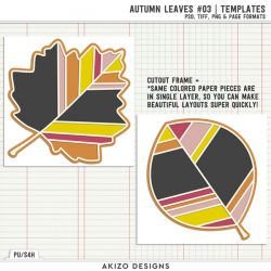 New - Autumn Leaves 03 | Templates