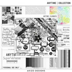 New - Anytime | Collection