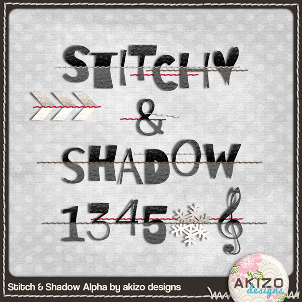Stitch & Shadow Alpha