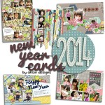 New Year Cards 2014