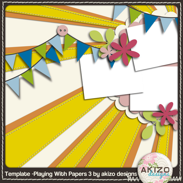 freebie - Playing With Papers 3
