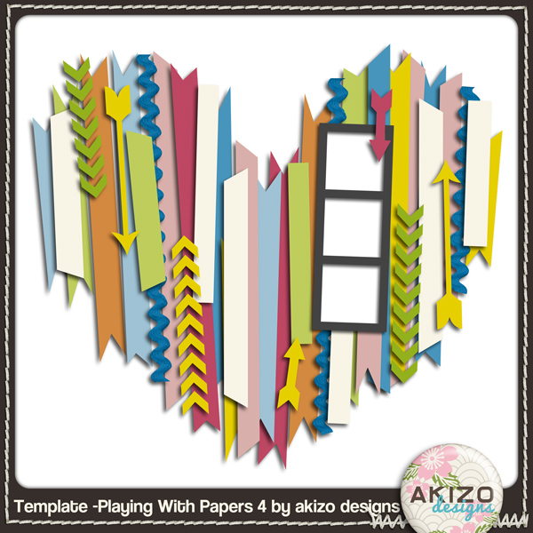 freebie - Playing With Papers 4