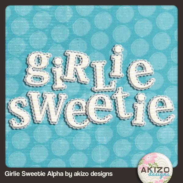 Girlie Sweetie Alpha