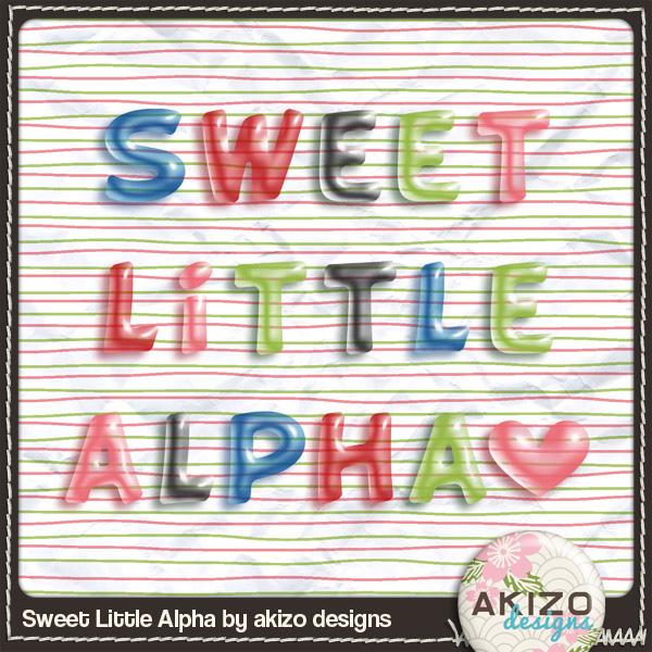 Sweet Little Alpha