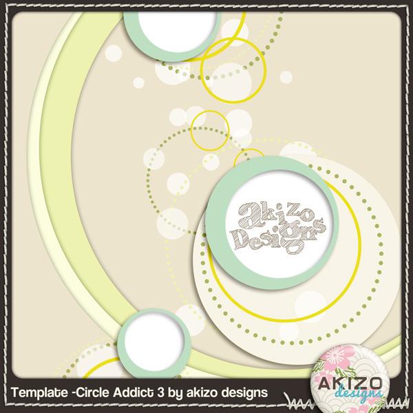 Template -Circle Addict 3