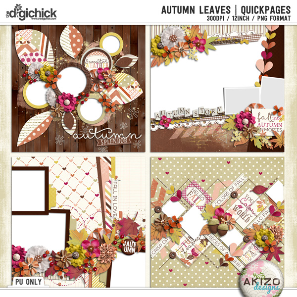 Autumn Leaves | Quickpages