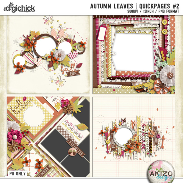 Autumn Leaves 02 | Quickpages