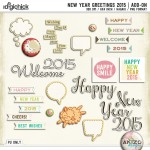 New Year Cards 2015 Part 2