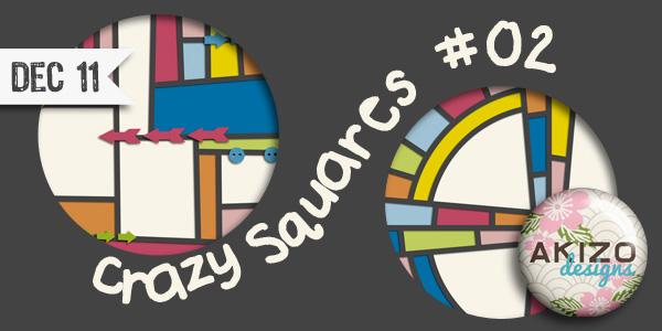 Crazy Squares 2
