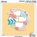 DigiScrap Parade – Cherished
