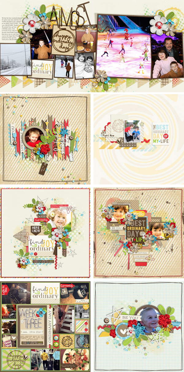 CT-inspiration of Ordinary Day by Akizo Designs