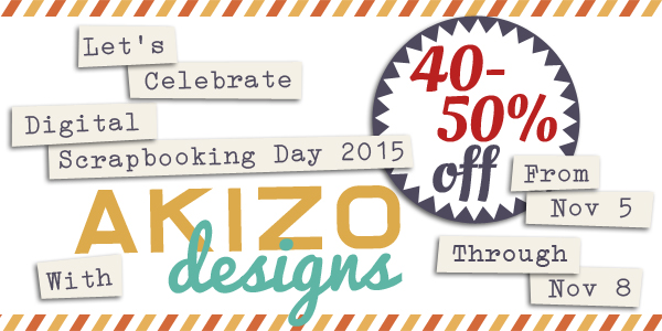 Akizo Designs DSD sale information