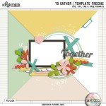 DigiScrap Parade – To Gather