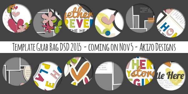 DSD Grab bag Preview by Akizo Designs