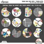 New – Grab Bag DSD 2015 | Templates