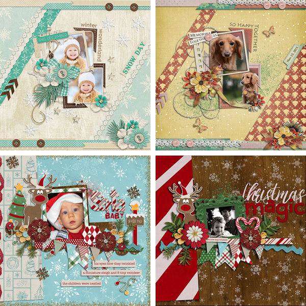 Layout Sample of Paper Play #14 | Templates