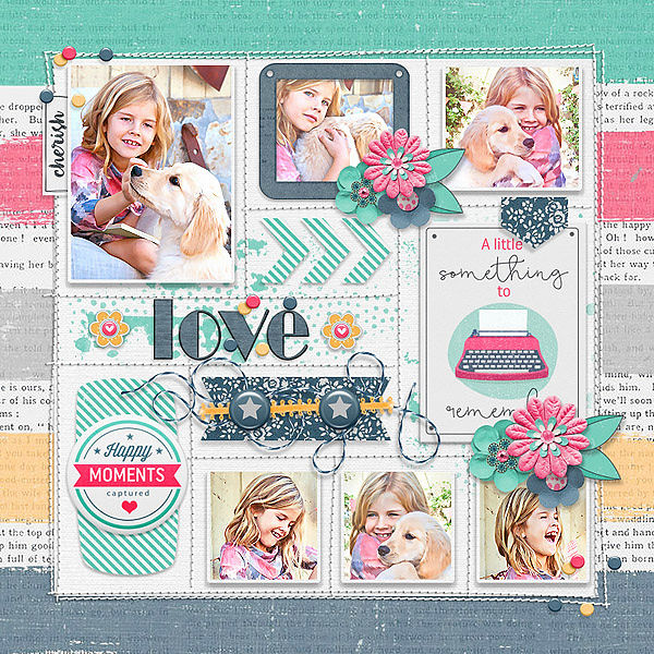 Layout Sample of In The Box #03 | Templates