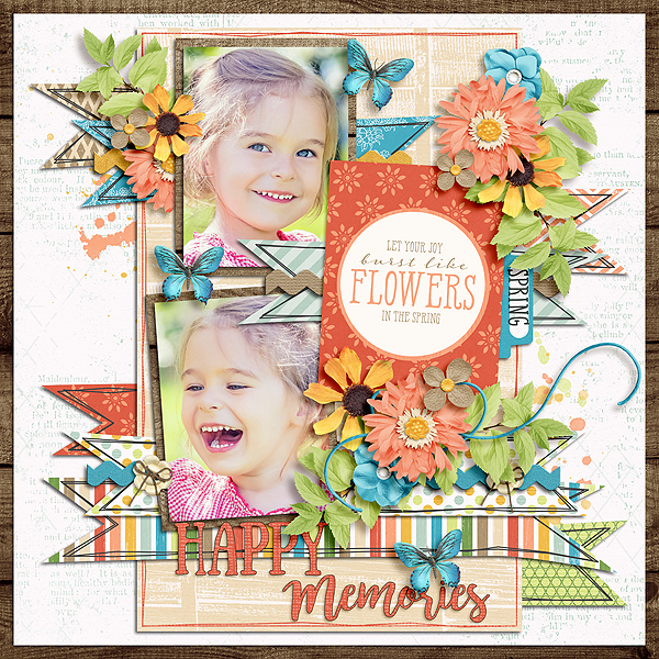 Layout Sample of Paper Play #16 | Templates
