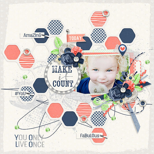 Layout Sample of Recycle #04 | Templates