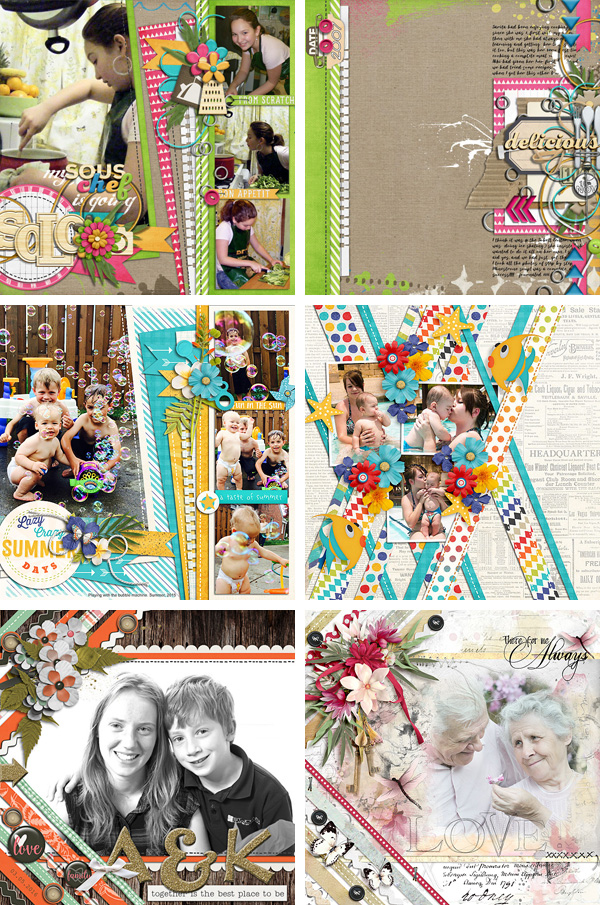 Layout Sample of Paper Play #17 | Templates