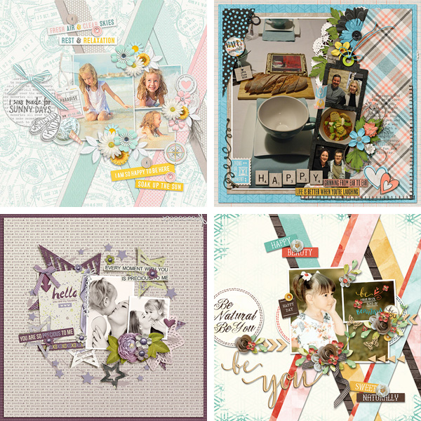 Layout Sample of Recycle #05 | Templates