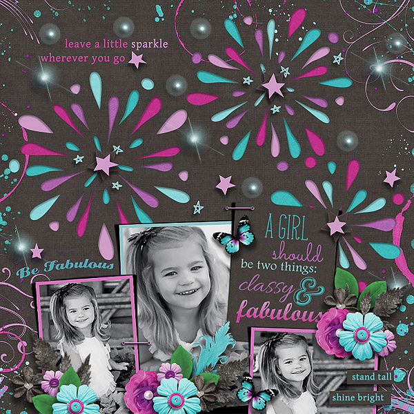 Layout Sample of Paper Play #18 | Templates