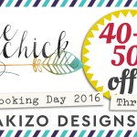 Only A Day Left – Digital Scrapbooking Day Sale
