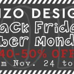 Black Friday – Cyber Monday Sale in 2016
