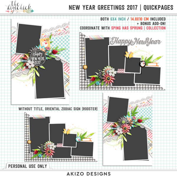 NewYear Greetings 2017