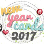 New Year Cards 2017 Part 1