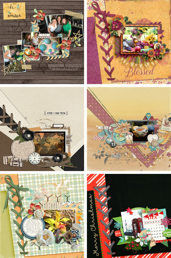 Layout Sample of Paper Play 22 | Templates