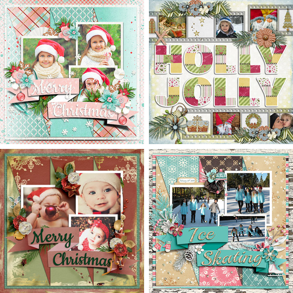 Layout Sample of Titled 10   Templates