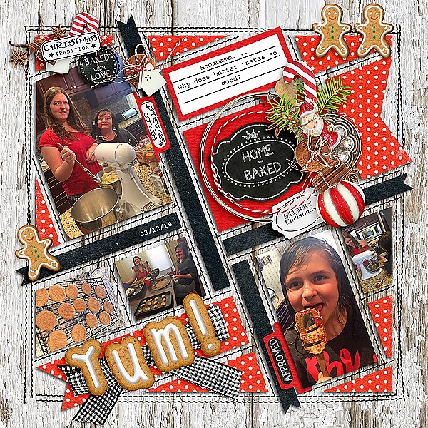 Layout Sample of In The Box 05 | Templates