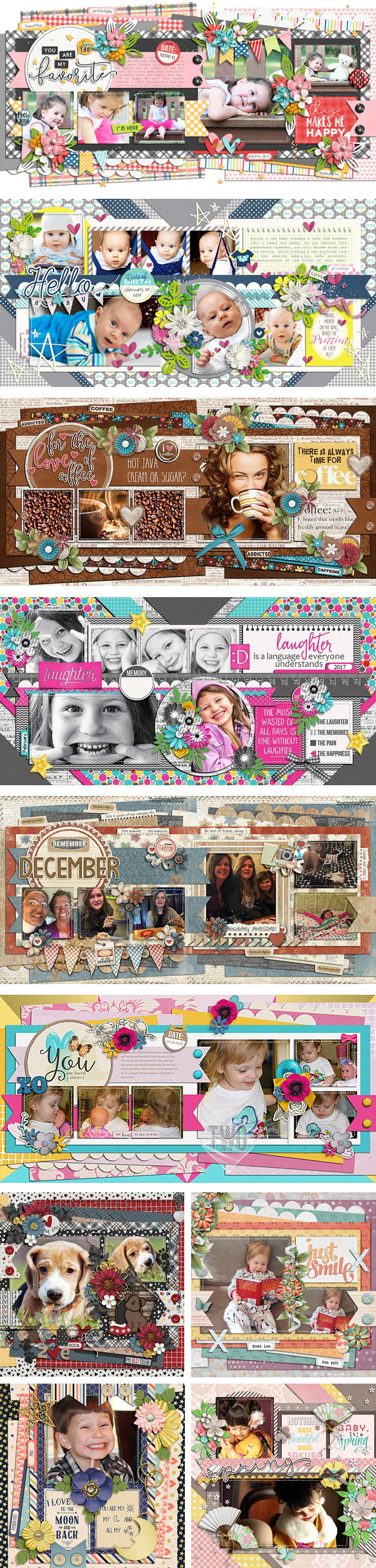 Layout Sample of Paper Play 25 | Templates