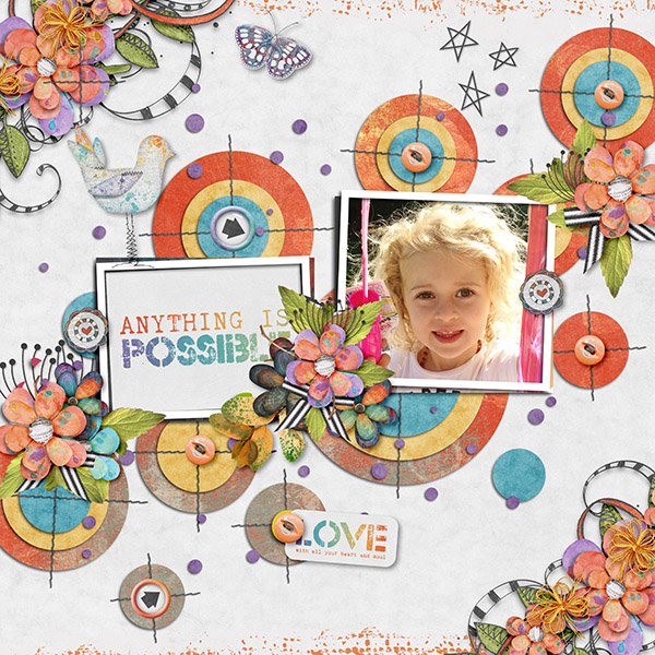 Layout Sample of Stitched Up 07   Templates