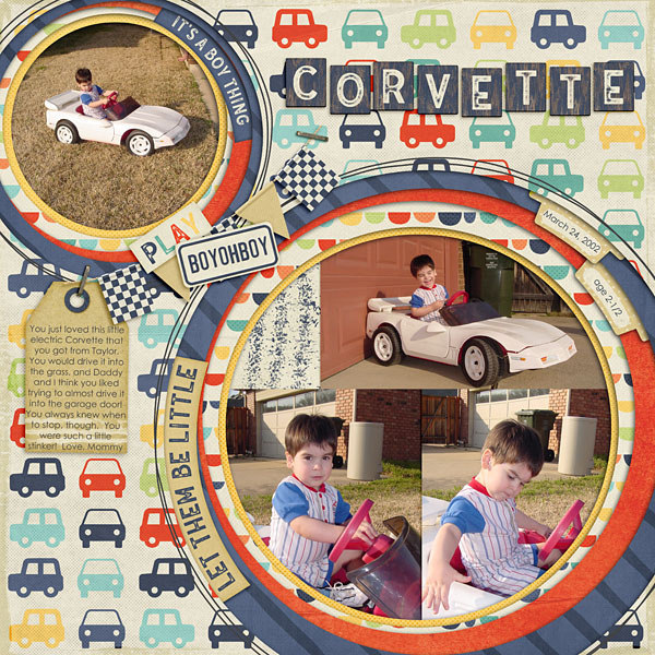 Layout Sample of Paper Play 26 | Templates