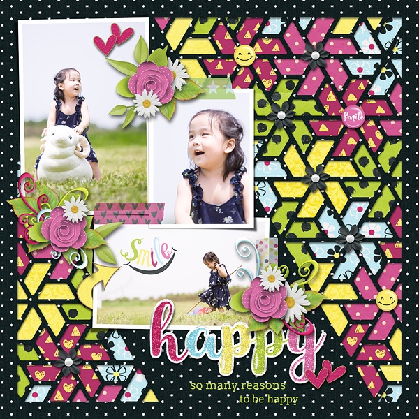 Layout Sample of Paper Play 27 | Templates