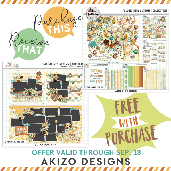 Buy Falling Into Autumn | Collection Get Quickpages FREE