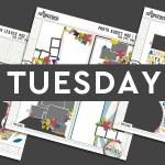 $2 Tuesday – Titled 01 – Photo Addict 02 – Autumn Leaves 02 | Templates