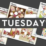 $2 Tuesday – Titled 03 Templates – Autumn Leaves Quickpages