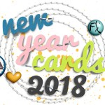 New Year Cards 2018 Part 1